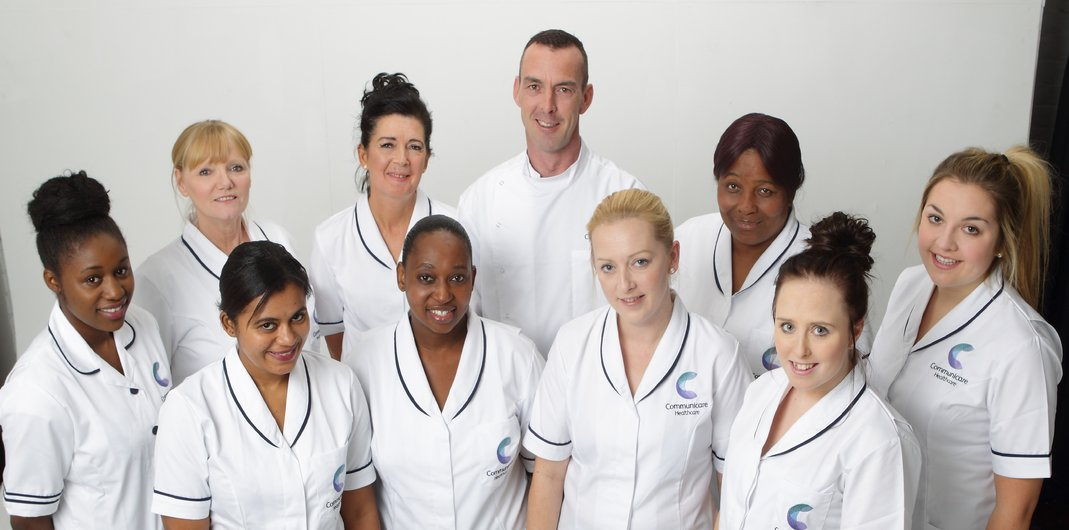 Why work as a Healthcare Assistant?