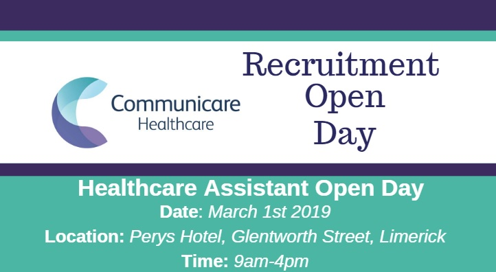 Healthcare Assistant Open Day