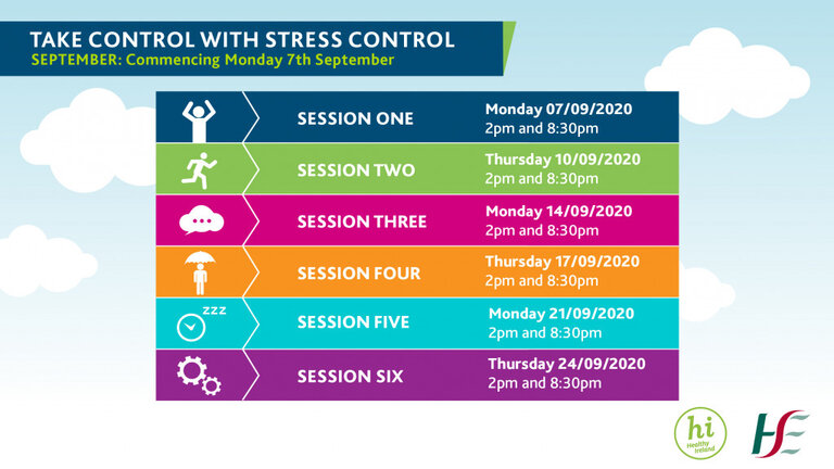 Free Online Stress Control Classes